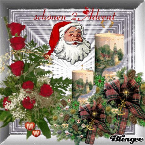 Schönen Advent Bilder by Sch 246 Nen 2 Advent Picture 127037232 Blingee
