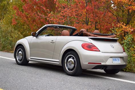 Volkswagen Convertible by Test Drive 2016 Volkswagen Beetle Convertible Page 2 Of