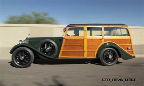1930 rolls royce 1930 rolls royce phantom ii shooting brake