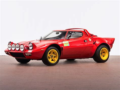 Lancia Stratos Automotive Views A Look The Best Of The Automotive
