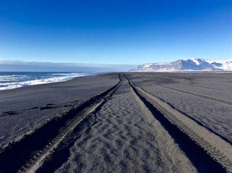 black beaches black sand beaches nor 240 urflug helicopter tours in iceland