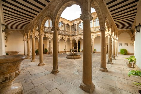 Spanish Style House Plans With Interior Courtyard 187 join me on a spanish castle tour