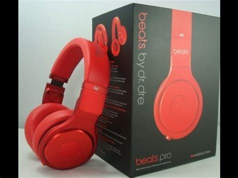 Beats Pro Detox Edition Unboxing by Beats By Dr Dre Pro Lil Wayne Edition Unboxing