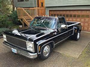 sell used 1980 chevrolet c 30 1 ton standard cab dually