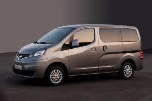 Nissan V Nissan Nv 200 Technical Details History Photos On Better
