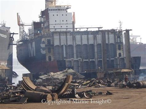 boat junk yard philadelphia how ship dismantling is done