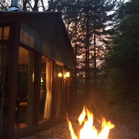 Candlewood Cabins Glass House by Amazing Weekend In The Glass House Picture Of Candlewood