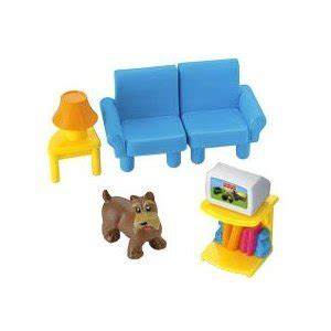 fisher price my first dolls house amazon com fisher price my first dollhouse tv room toys games