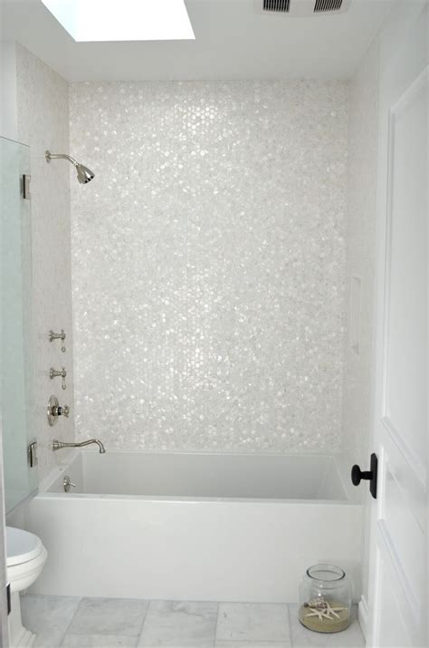 bathroom : Bathroom White Tile Hexagon Floor Marble Hex