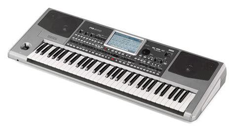 Keyboard Korg Pa900 korg pa900 image 1165968 audiofanzine