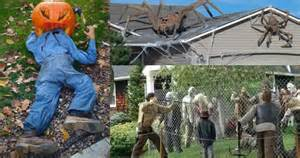 Top Halloween Decorations 20 Of The Best Halloween Decorations You Ve Ever Seen