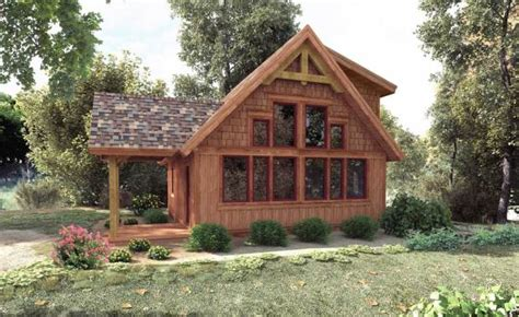 Lakeside House Plans by Post And Beam