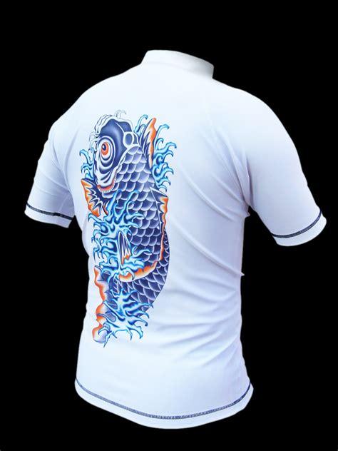 japanese tattoo vest japanese tattoo shirt rash guard of design gt manufacturer
