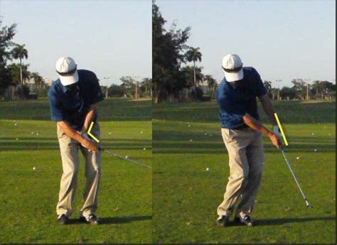 golf swing hand position killer ball striking by mastering the impact position