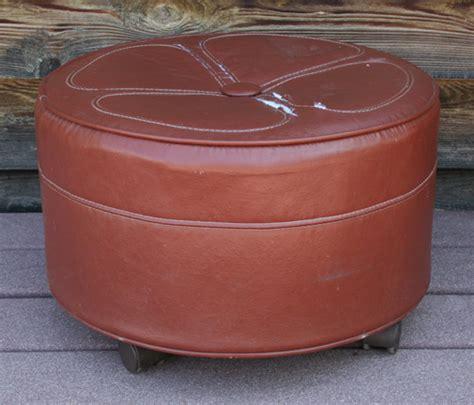 clover ottoman cloverleaf ottoman naturalupholstery