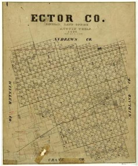 Ector County Search Ector County The Portal To History