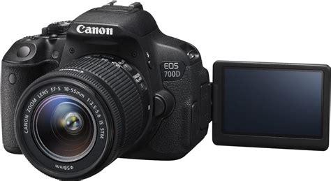 Kamera Canon Eos Rebel Sl1 canon eos 700d slr digitalkamera kamera