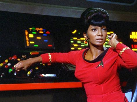 Star Trek Happy St Birthday Lieutenant Uhura Democratic Underground
