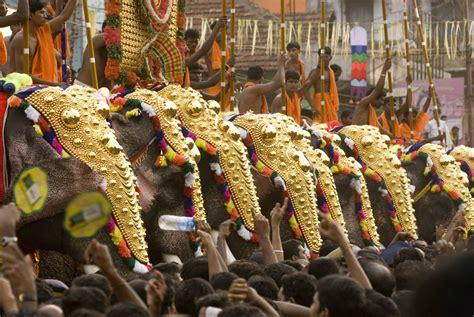 festival pictures festivals of kerala onam vishu pooram kerala tourism