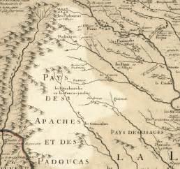 map of comanche comanche