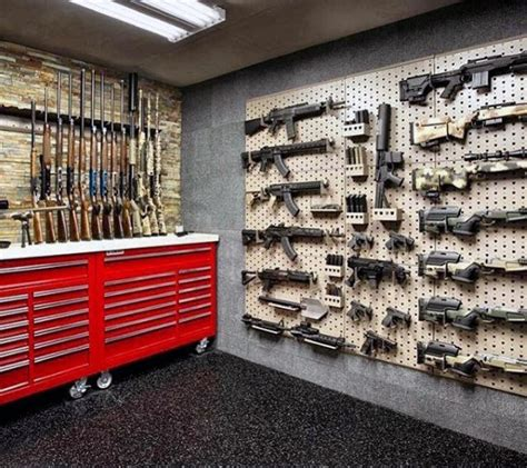 gun room plans top 100 best gun room designs armories you ll want to acquire