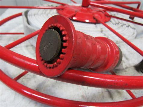 swing hose wirt swing type large hose storage reel w 75