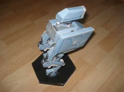 Gear Papercraft - papercraft metal gear solid