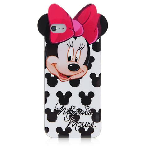 black minnie mouse for iphone 5 5s from bestcellgear llc