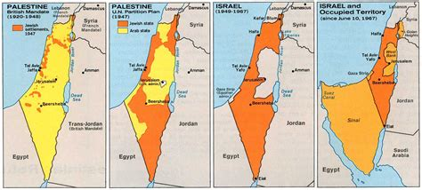 middle east map before 1900 palestine map 1940