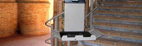 pedane per scale montascale porta carrozzine per disabili pedana per disabile