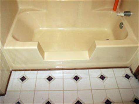 bathtub cut out bathtub cut out finishing touches inc by odell safety bath