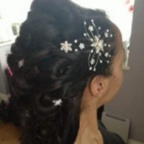 Wedding Hairstyles For Afro Caribbean Hair by Afro Caribbean Bridal Hairstyles