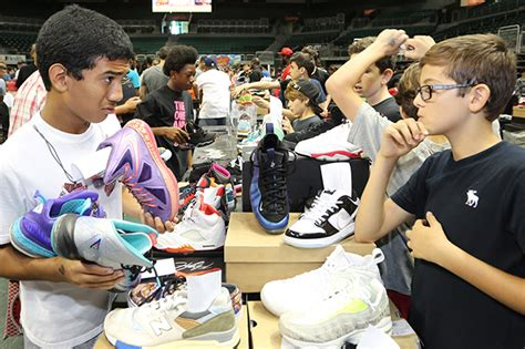 sneaker conventions why i ll never attend a sneaker convention sole collector