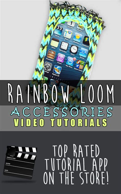 fashion design video tutorials rainbow loom video tutorials fashion accessories series