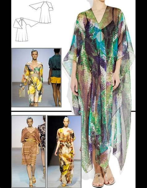 how to make a kaftan dress or top free pattern sew guide 8 new dress sewing patterns from simple to chic sewing