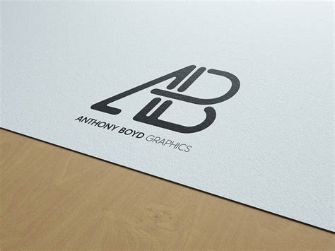 logo mockup tutorial paper logo mockup mockupworld