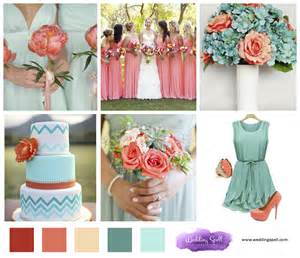 summer is near summer wedding colors 2017 are here wedding spell for your magical wedding