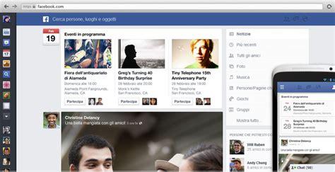 provare web come provare in anteprima il nuovo news feed di