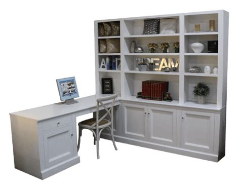 white study desk office furniture coastal design furniture