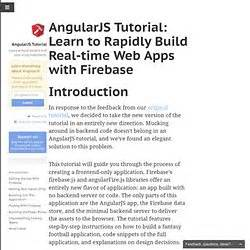 angularjs tutorial website angularjs pearltrees