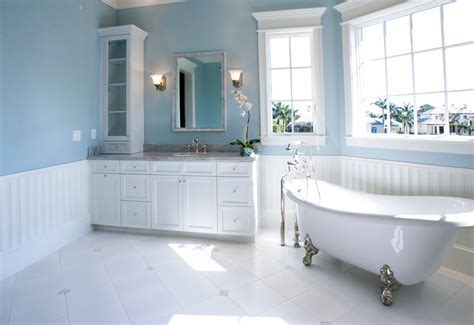 pale blue bathrooms 30 bathroom color schemes you never knew you wanted