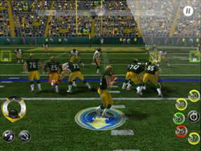 Nfl football games online happy with game