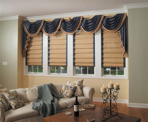 Chic design curtains and blinds decorating curtains