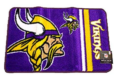 Minnesota Vikings Rugs by Minnesota Vikings Bath Rug Door Mat Nfl Licensed 20 Quot X 30