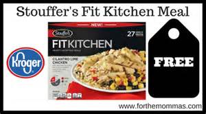 Stouffers Fit Kitchen Where To Buy Kroger Free Stouffer S Fit Kitchen Meal Ftm