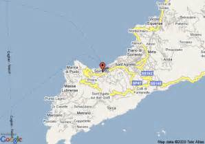 Sorrento Italy Map by Hilton Sorrento Palace Sorrento Deals See Hotel Photos