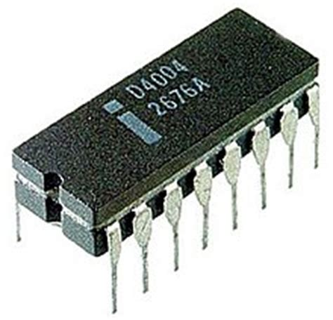 what 1971 integrated circuit has federico faggin s initials microprocessor