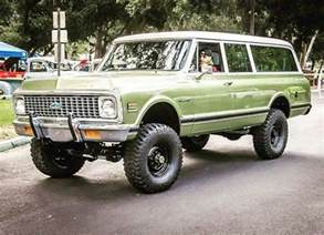 Jerry Barker Chevrolet 1972 Chevrolet Suburban K20 4x4 Live The Suburban