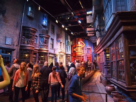 harry potter tour london warner bros studio tour the making of harry potter what