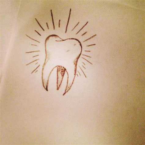 tooth tattoo 38 unique molar tattoos ideas